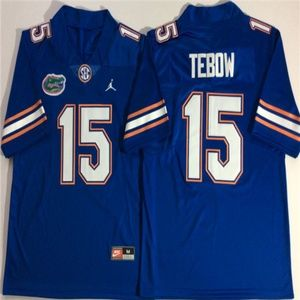 Mens Florida Gators Tim Tebow Jersey